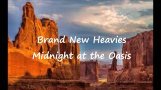 brand new heavies midnight at the oasis