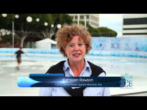 ICE at Santa Monica 2014 Grand Opening