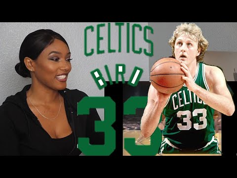 New NBA Fan Reacts to Larry Bird Basketball Highlights