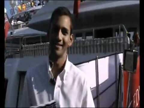 Yachting Pages Testimonial From M/Y Ultima III During Monaco Yacht Show 2009
