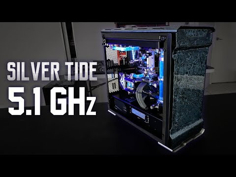 Silver Tide 5.1GHz Testing