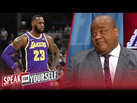 Jason Whitlock believes LeBron is always running towards dysfunction | NBA | SPEAK FOR YOURSELF