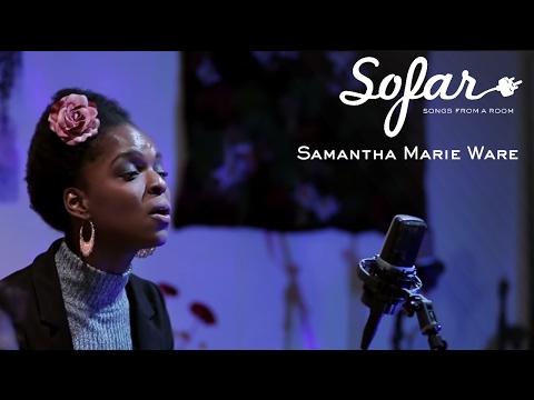 Samantha Marie Ware  Unstoppable Lianne La Havas Cover  Sofar Chicago