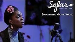 Samantha Marie Ware - Unstoppable (Lianne La Havas Cover) | Sofar Chicago