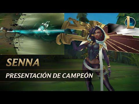Presentación de campeón de Senna | Jugabilidad - League of Legends
