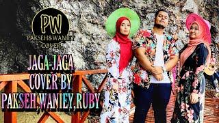 Download lagu JAGA-JAGA - AZARRA BAND FT BEBY ACHA (COVER BY PAKSEH,WANIEY,RUBY)
