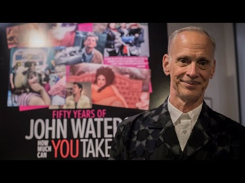 John Waters Q&A | Celluloid Atrocity Night!