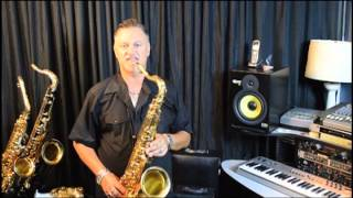 Yamaha YTS-82Z Custom Tenor Saxophone - Video Review