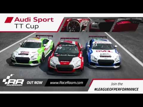 RaceRoom | Audi Sport TT Cup 2016 - now available