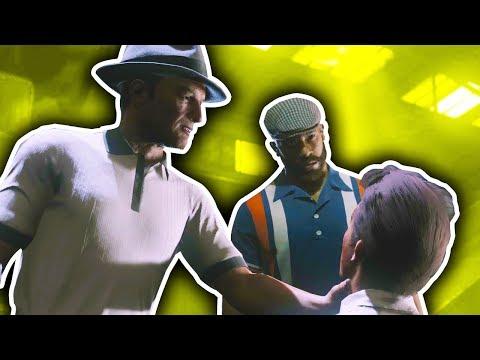 VITO & LINCOLN = BEST DUO! Mafia 3 5
