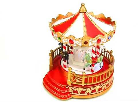 85130 LED Music Carousel