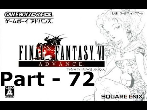 Let's Play Final Fantasy VI Advance Part 72: A Tentacle of a Mess