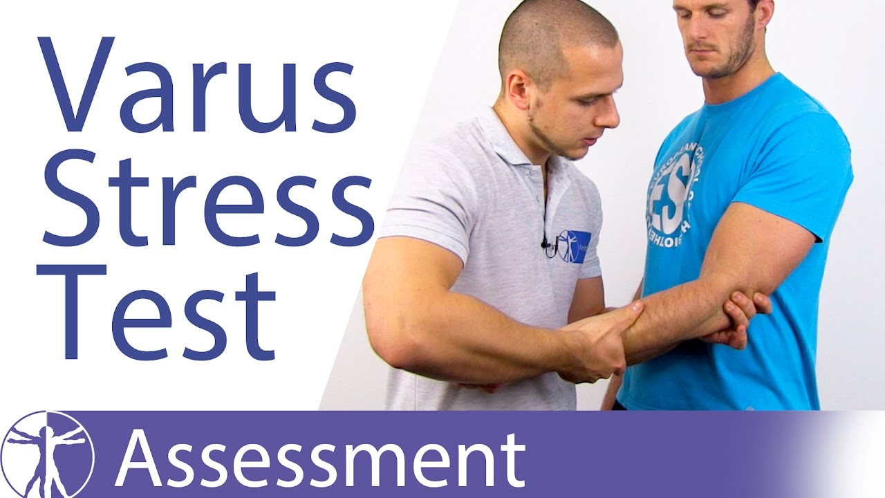 Elbow Varus Instability Stress Testlateral Collateral Ligament