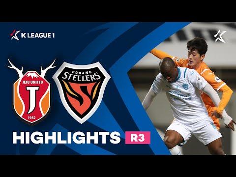 Jeju Utd Pohang Goals And Highlights