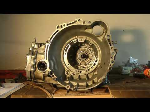 Part 6 (of 10) Transmission Assembly - Rebuild 1994 Toyota Camry Engine & Transmission 5SFE & A140E