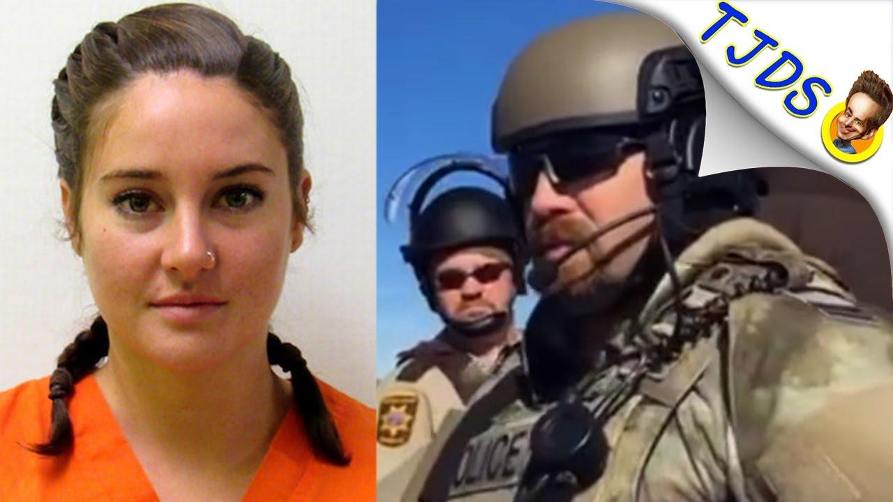 Militarized Police Arr...