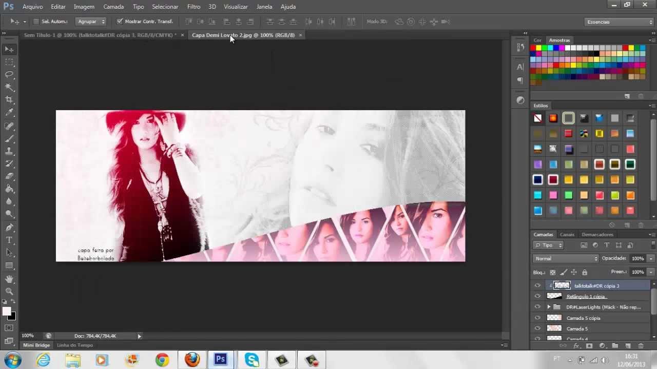 Quais são as dimensões das fotos do perfil e da capa da ...