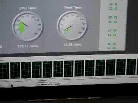 7300 Series 4 slot   Database transaction benchmark
