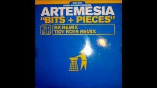 Tidy Trax presents - Artemesia - Bits+pieces (Tidy Boys remix)