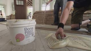Bona Floors Featured in 2016 HGTV Urban Oasis Home