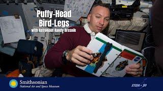 Astronaut Randy Bresnik explains this condition that astronauts exp...