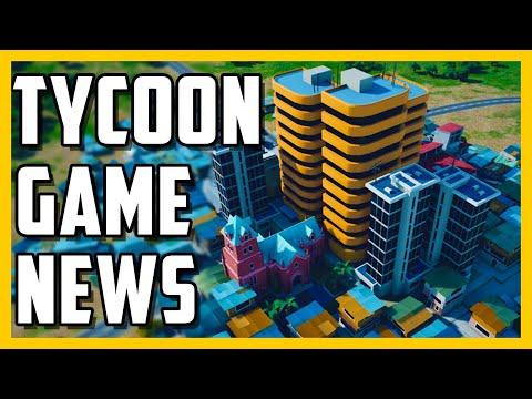 Tycoon Simulation and Business Management Game News For This Month