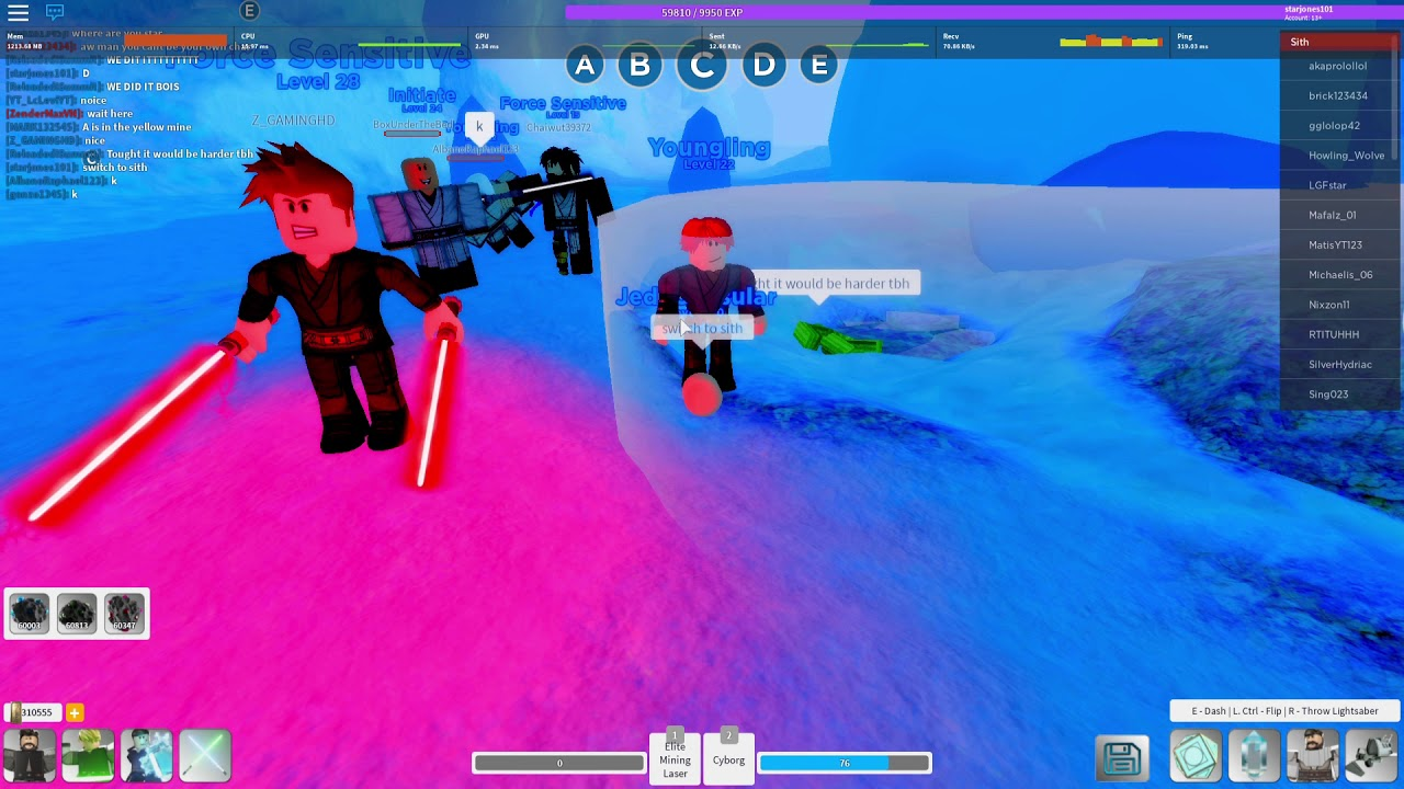 Capturing Every Point Without Attacking Ilum 2 Roblox Star Wars
