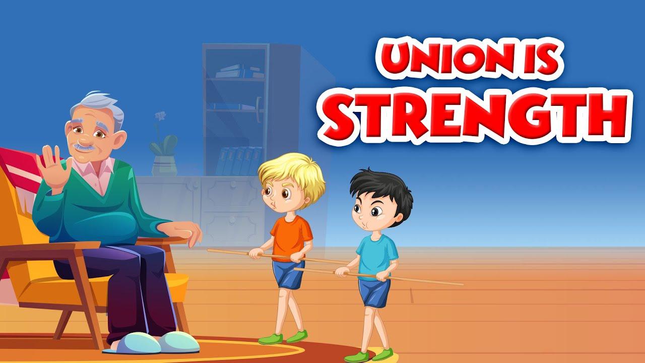 union is strength essay