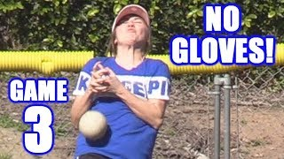 FIRST TIME PLAYING CHICAGO BALL! | On-Season Softball Series | Game 3