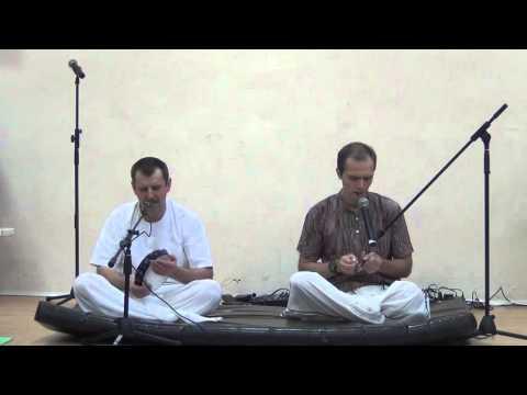 Бхагавад Гита 11.54 - Санкиртан Прабху