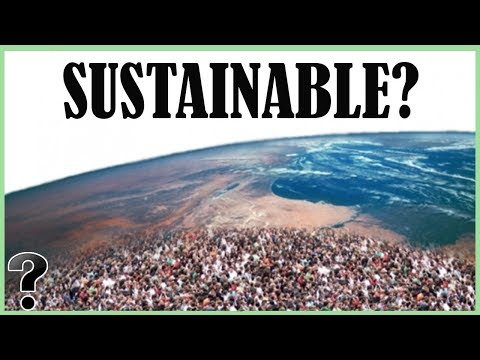 How Many People Can The Earth Sustain?