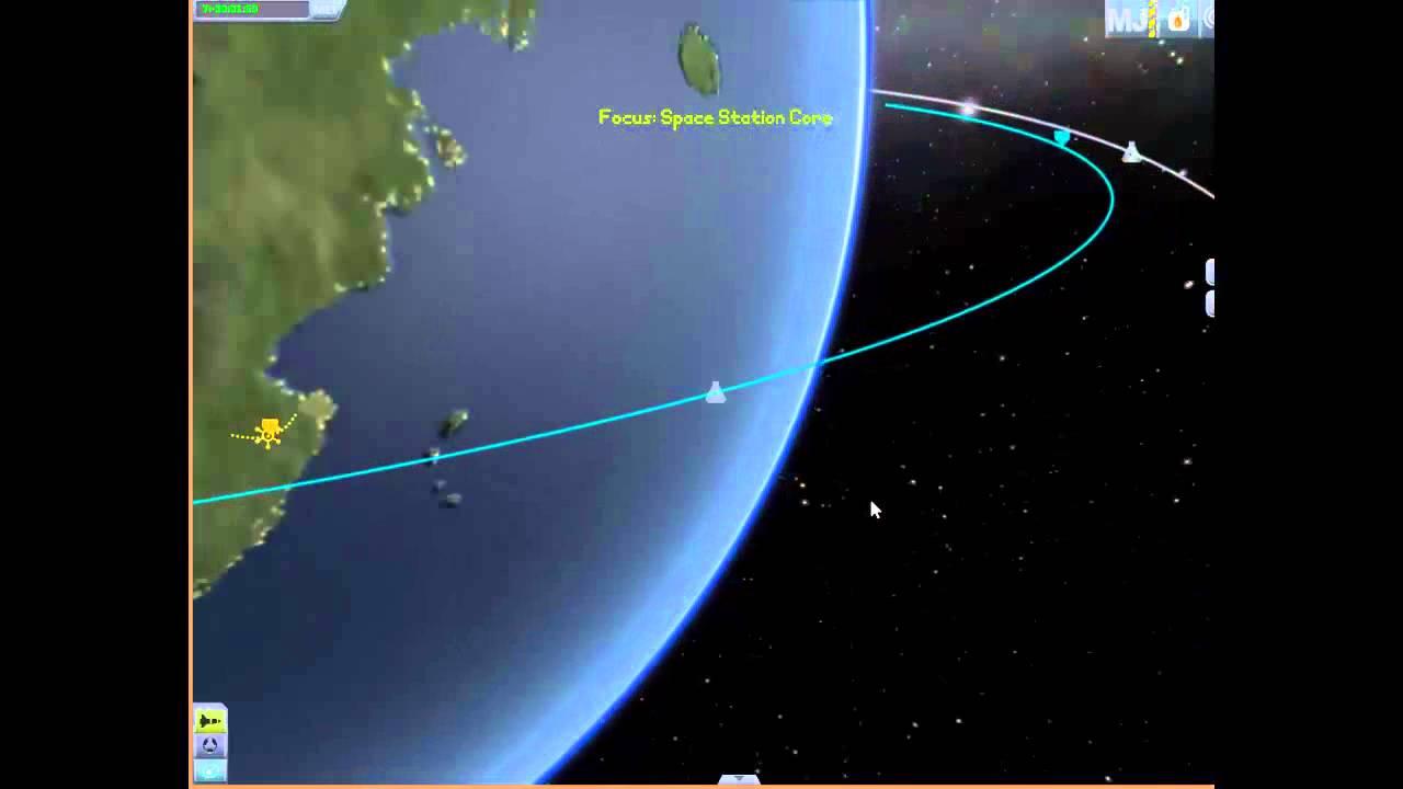 low earth orbit freefall - photo #26