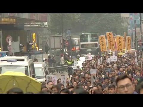 Hong Kong: Fears of losing freedom