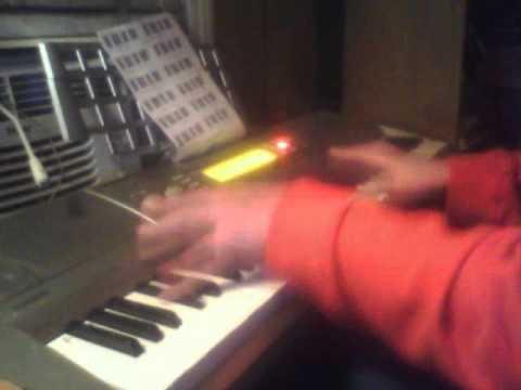 Study in the minor keys of Fb