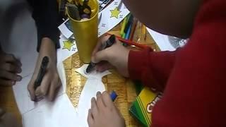 Урок в музее Кузнецовой Анастасии 2015