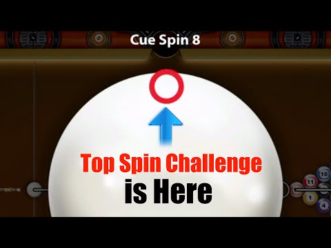 8 Ball Pool Top Spin Challenge 1M  SHANGHAI ORIENTAL PEARL (Lucky)