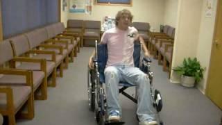 gay wheelchair dance