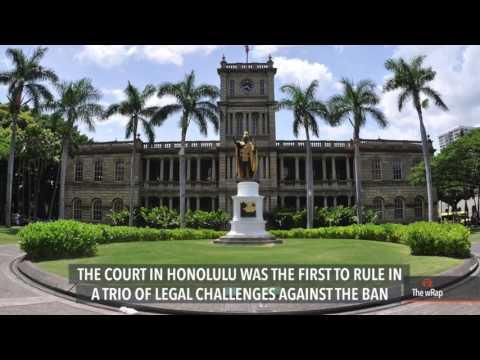 Hawaii judge freezes Trump's revamped travel ban