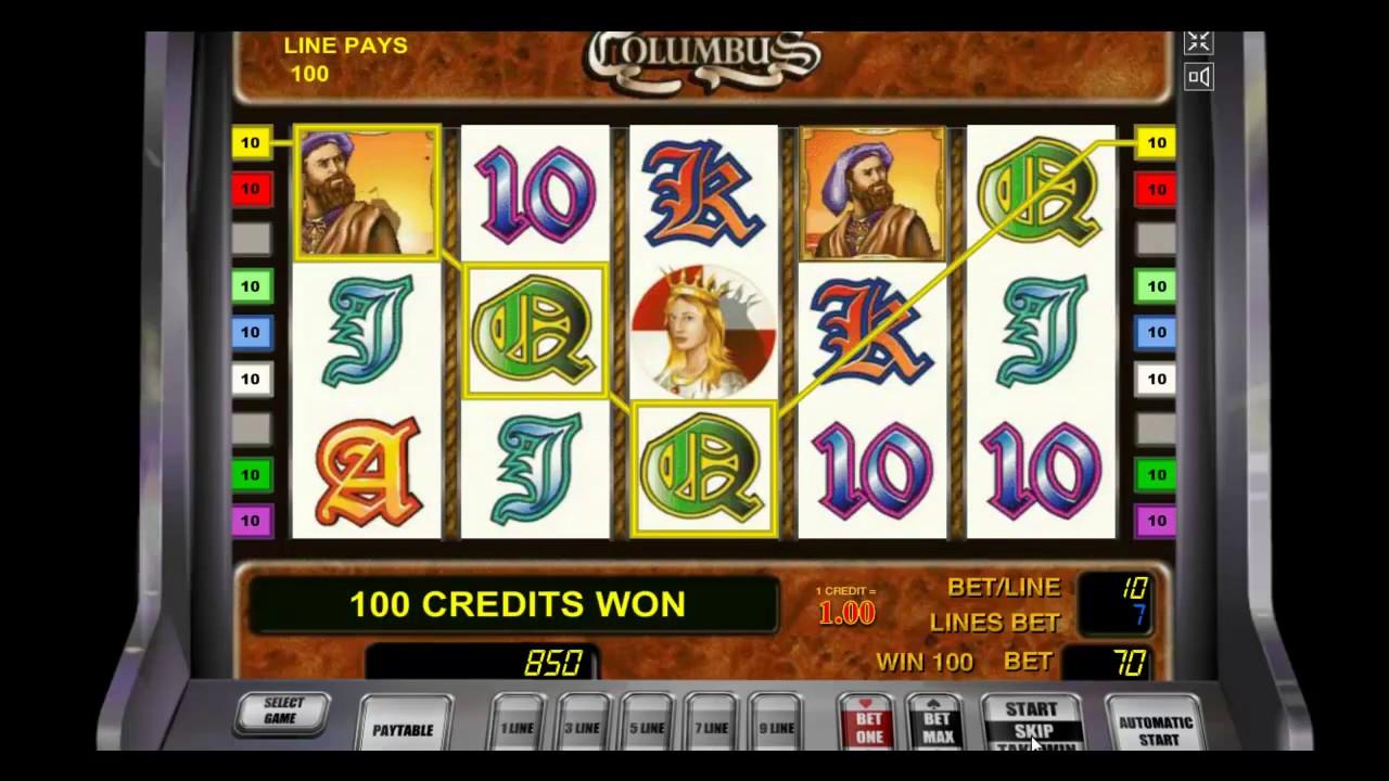 Игровое Казино на Деньги Вулкан | Игровой Автомат Колумб Слот Аппарат Columbus