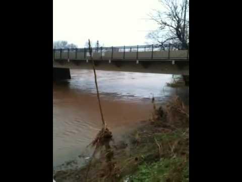 Millennium Radio NJ News: Flooding In Bound Brook