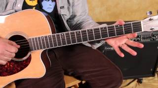 Faces Ooh La La - How to Play on Acoustic Guitar - Acoustic Songs.mp3