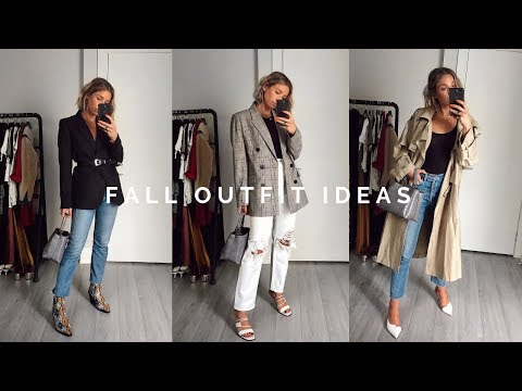 FALL CLOTHING HAUL | FALL OUTFIT IDEAS