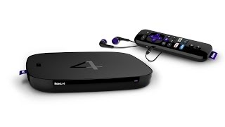 Roku 4 (4400) 4k UHD Unbox Installation/Setup Review And Thorough Overview Tips & Tricks