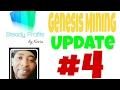 Genesis Mining update 4
