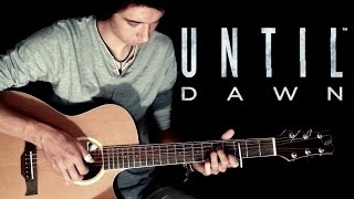 Oh Death - Until Dawn - Main Theme - Guitar Cover by Albert Gyorfi
