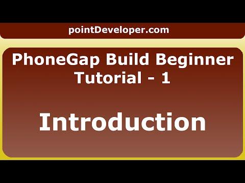 ionic phonegap build tutorial