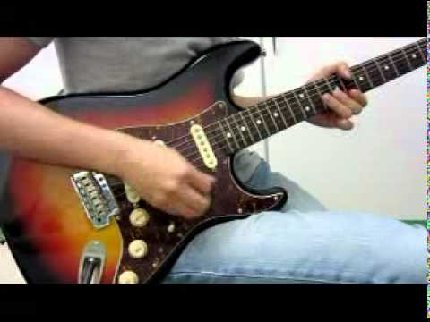 Stevie Ray Vaughan - Empty Arms (cover)
