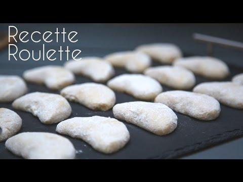 Biscuits de Noël aux amandes !
