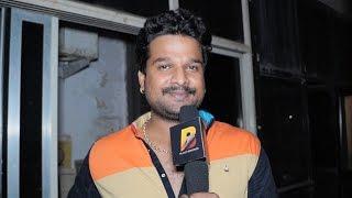 रितेश पांडेय ! Bhojpuri Singer / Actor ! Ritesh Pandey Exclusive Interview !!