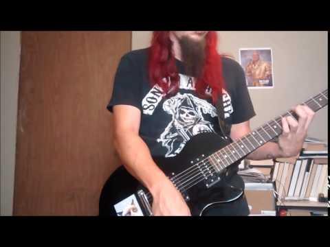 Stabbing Westward - Shame (Guitar Cover)